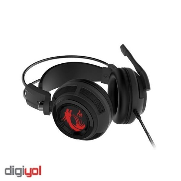 MSI DS502 Wired Gaming Headset