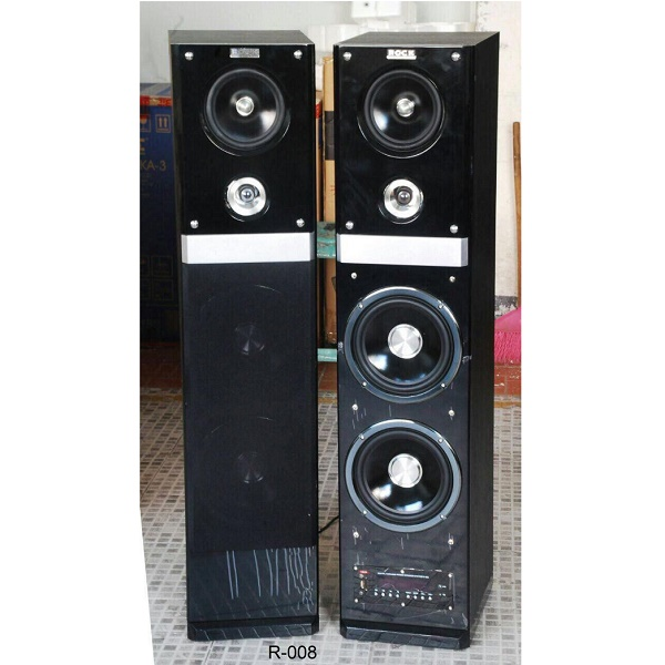 Rock/اسپیکر حرفه ای/speakers Rock model R-008