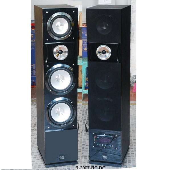 Rock/اسپیکر حرفه ای/speakers Rock model R-2007