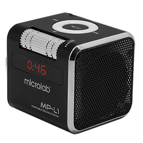 Microlab/اسپیکر پرتابل/microlab MP-L1 Portable Speaker