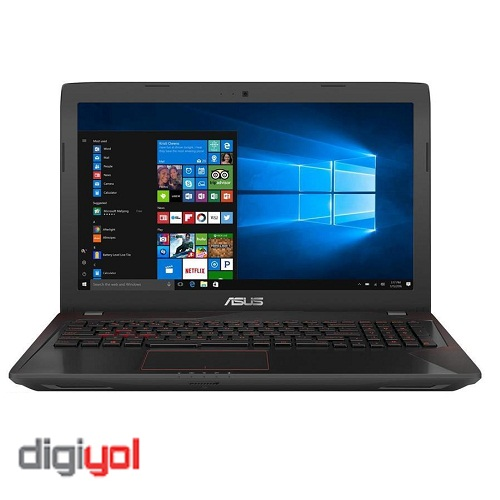 ASUS FX553VD Core i7- 8GB -1TB+128GB SSD- 4GB Full HD