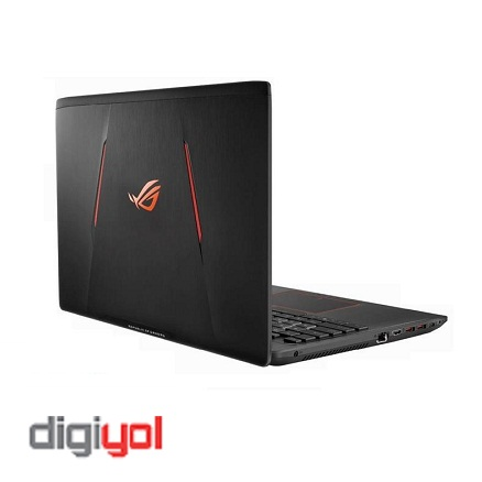 ASUS ROG GL553VD Core i7- 16GB- 1TB+256GB SSD- 4GB Full HD