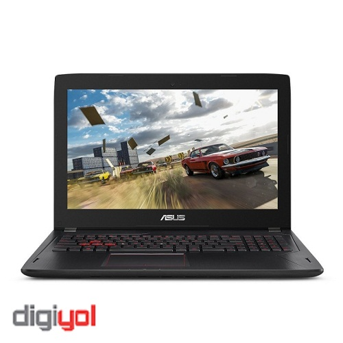 ASUS FX502VM Core i7- 12GB -1TB+128GB SSD- 6GB Full HD