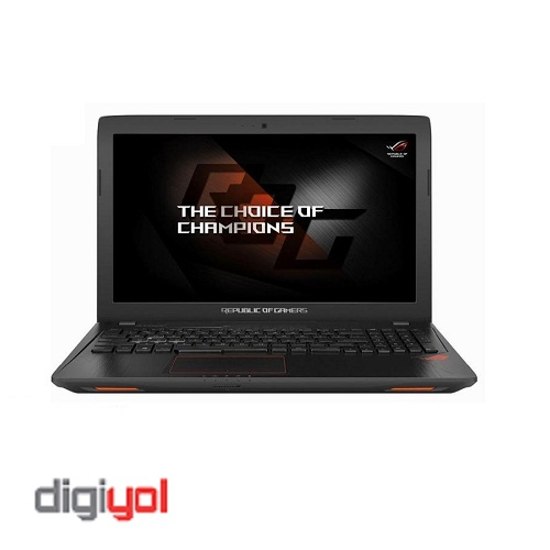 ASUS ROG GL553VD Core i7- 24GB- 2TB+128GB SSD- 4GB Full HD