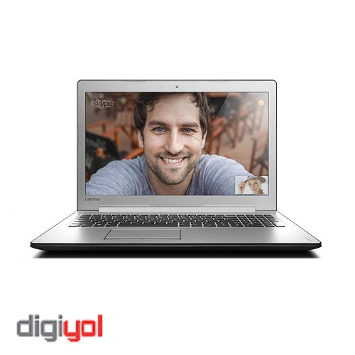 Lenovo IdeaPad 510 Core i7 (7500U) - 12GB - 2TB - 4GB Full HD