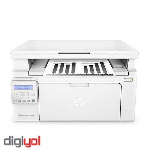 HP LaserJet Pro MFP M130nw Multifunction Laser Printer