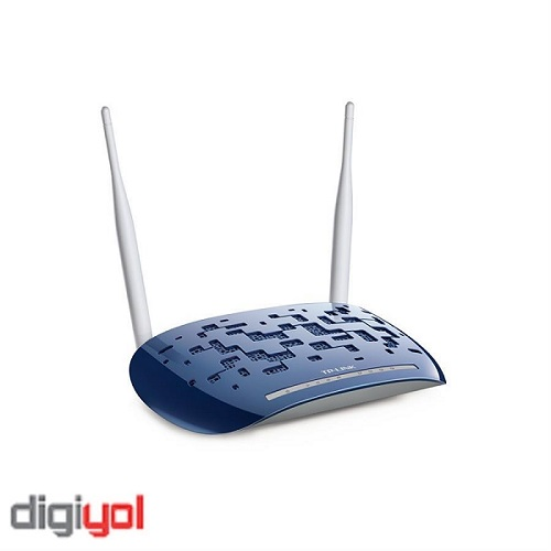 TP-LINK TD-W8960N Wireless N300 ADSL2+ Modem Router
