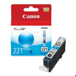 کارتریج جوهرافشان کانن cartridges Canon CLI-221 - Black, Cyan, Magenta, Yellow