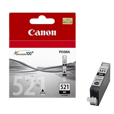 کارتریج جوهرافشان کانن cartridges Canon 521 Pack Black, Cyan, Magenta, Yellow