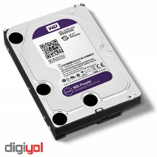 Hard Disk Western Digital Purple WD20PURZ 2TB