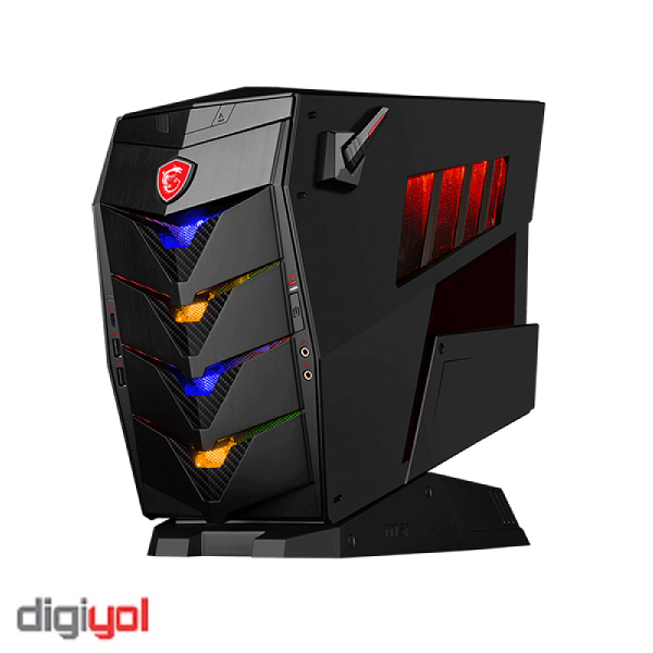 MSI Aegis 3 Plus 8th Core i7 8GB 2TB+256GB SSD 6GB Gaming Desktop Computer