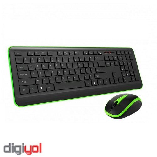 TSCO TKM-7016W Wireless Keyboard and Mouse