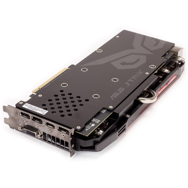 Graphic Card ASUS STRIX-R9390X-DC3OC-8GD5-GAMING