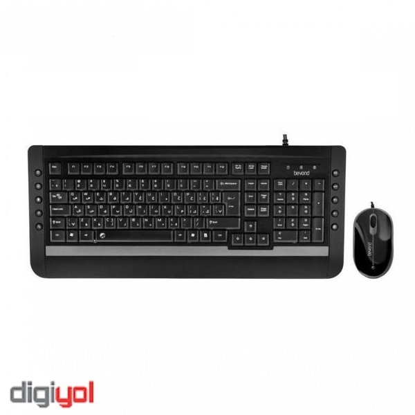 Beyond BMK-6141 Keyboard and Mouse