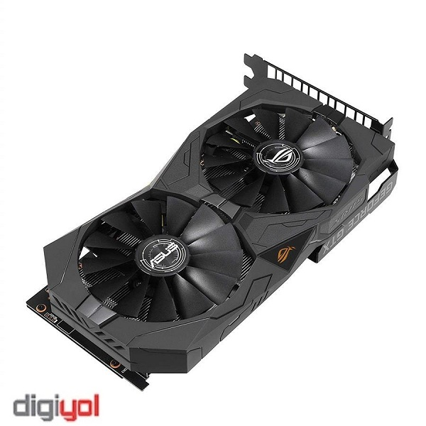 ASUS ROG-STRIX-GTX1650-O4G-GAMING Graphics Card