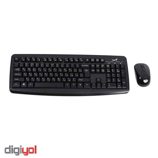 Genius KM-8100 Wireless Keyboard and Mouse