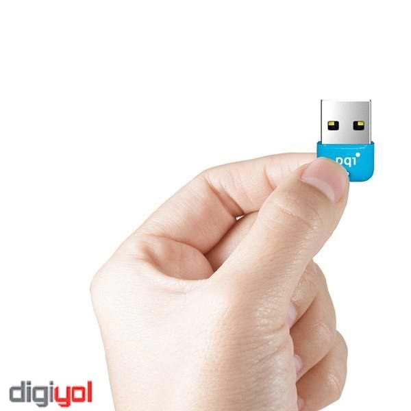 PQI U602L USB 2.0 FLASH MEMORY - 16GB