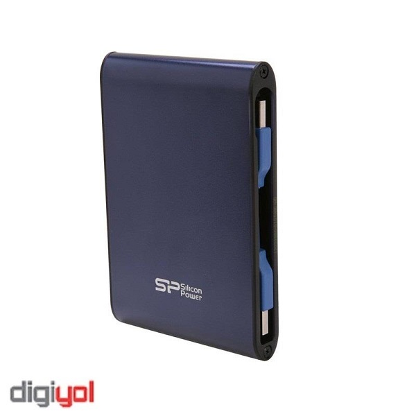 Silicon Power Armor A80 External Hard Drive 1TB