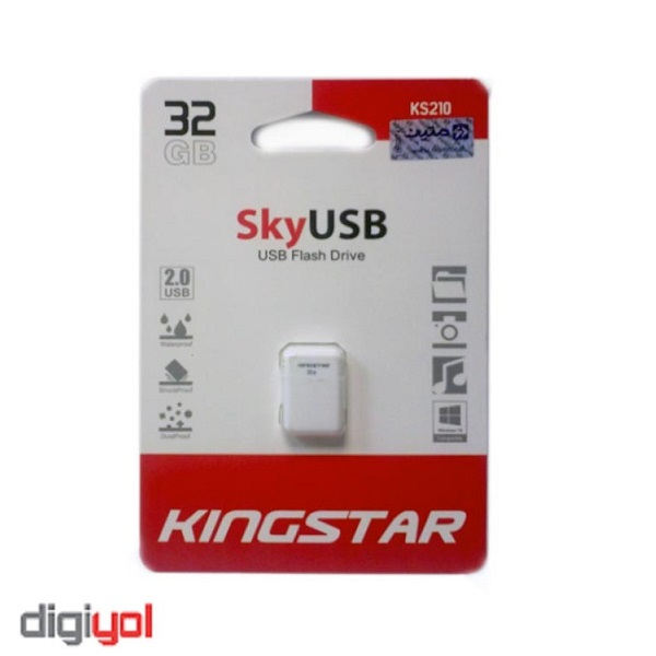 Kingstar sky KS210 32GB USB 2.0 Flash Memory