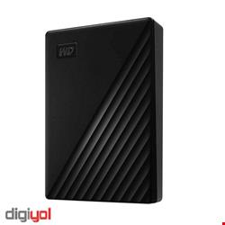 Western Digital WDBYvg0010BBK-WESN My Passport 1TB External Hard Drive