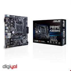 ASUS PRIME A320M-E AM4 Motherboard