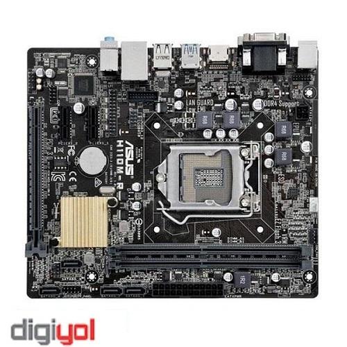 قطعات اصلی - ASUS H110M-R/C/SI LGA 1151 Motherboard | ASUS H110M-R/C/SI LGA 1151 Motherboard