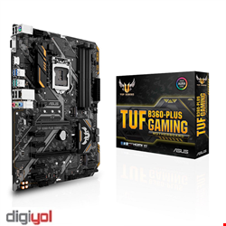 ASUS TUF B360-PLUS GAMING LGA 1151 Motherboard
