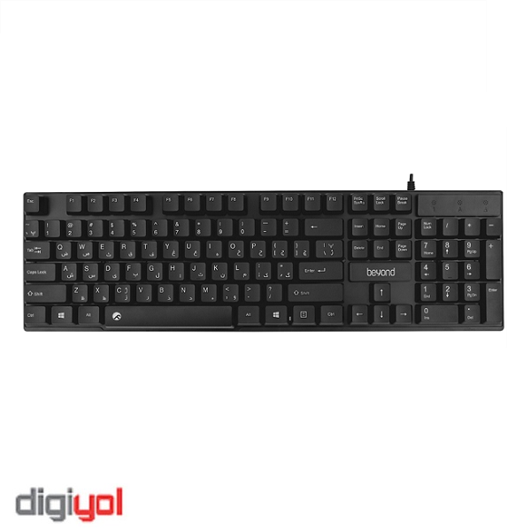Beyond BK-2350 Wired Keyboard