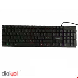 Beyond BK-7100 RGB Wired Keyboard