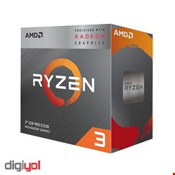 AMD RYZEN 3 3200G 3.6GHz AM4 Desktop CPU