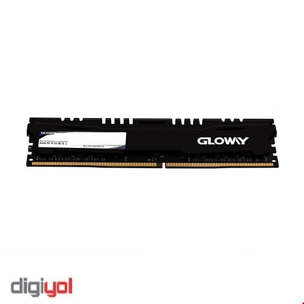 Gloway GAME DDR4 4GB 2400MHz CL17 Single Channel Desktop RAM