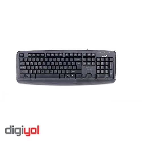 Genius KB-110X Wired USB Keyboard