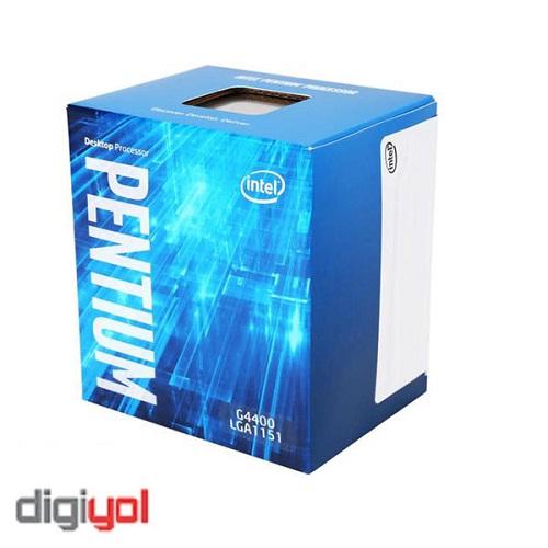 قطعات اصلی - Intel Pentium G4400 3.3GHz LGA 1151 Skylake CPU   Intel Pentium G4400 3.3GHz LGA 1151 Skylake CPU