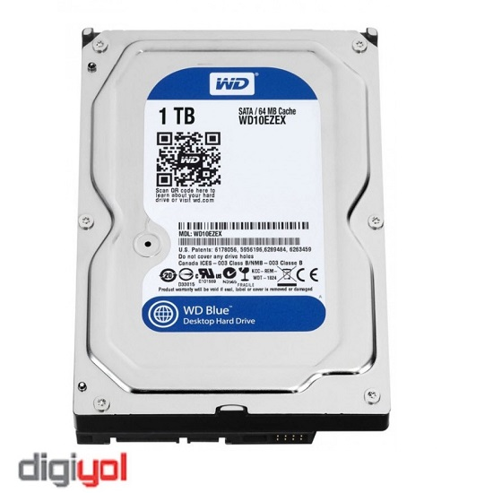 Western Digital WD10EZEX Blue 1TB Internal