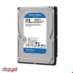 WD20EZAZ Blue 2TB 256MB Cache Internal Hard Drive