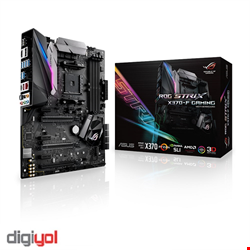ASUS ROG STRIX X370-F GAMING AM4 Motherboard