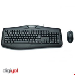 Sadata  SKM-1655 Keyboard and Mouse