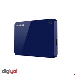 TOSHIBA Canvio Advance 2TB Portable External Hard Drive