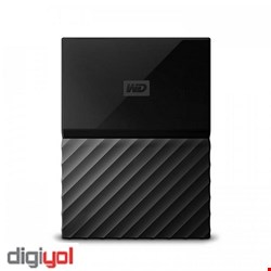 هارد اکسترنال وسترن مدل Hard Drive External Western Digital My Passport Ultra Premium - 1TB